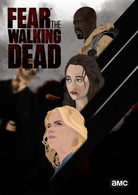 FEAR THE WALKING DEAD entries #3
