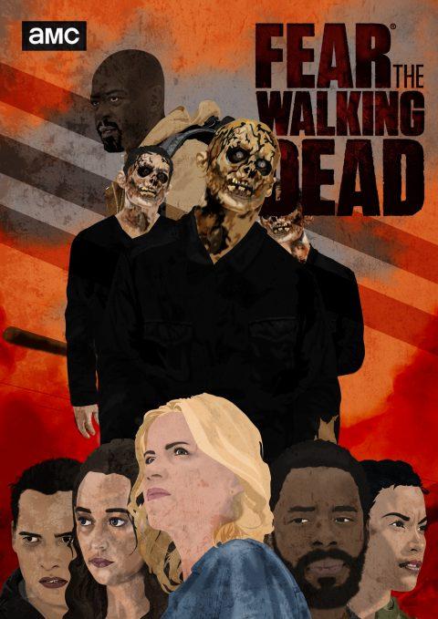 FEAR THE WALKING DEAD entries