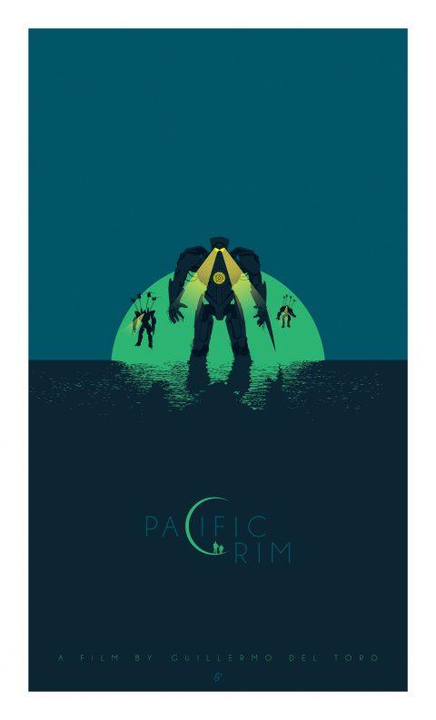 Pacific Rim – Jaeger edition