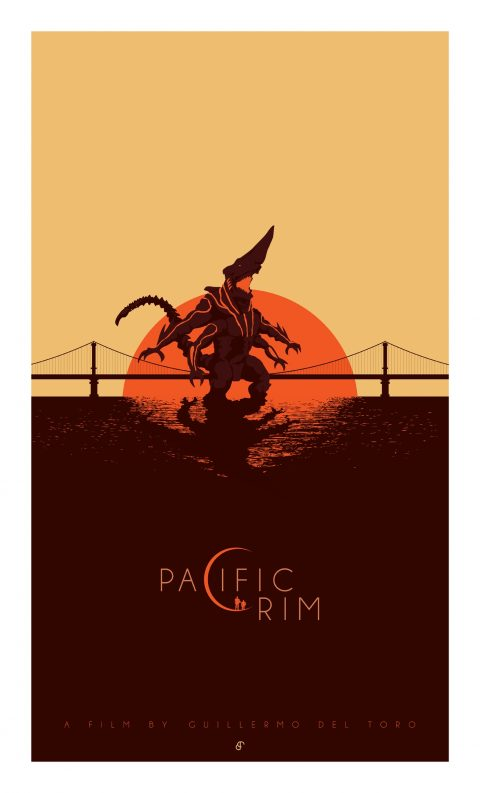 Pacific Rim – kaiju edition