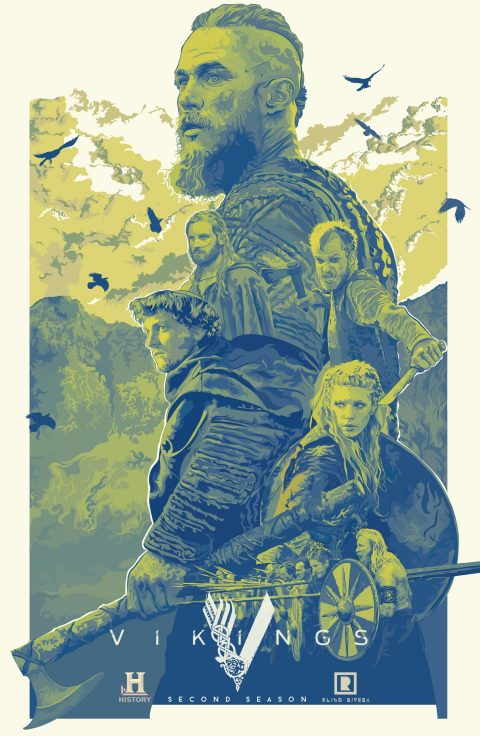 Vikings – Alternative Poster