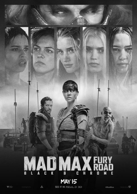 Mad Max: Black & Chrome
