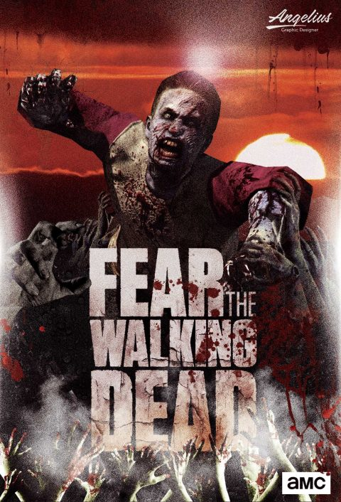 Fan Made Poster / Fear The Walking Dead