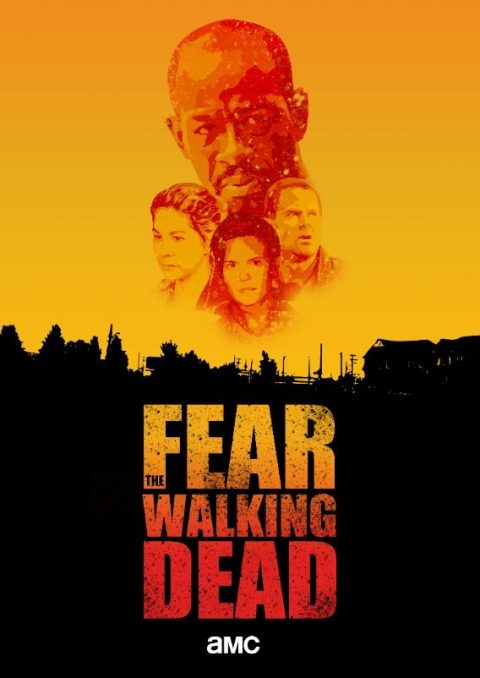 Poster for #FEARTWD