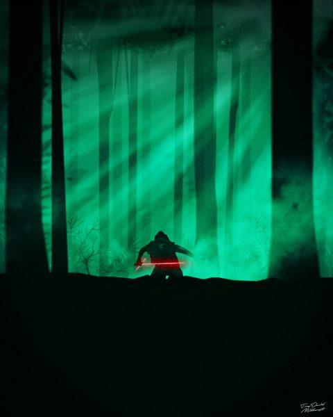 Kylo Ren: In The Elements II