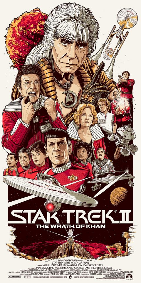 Star Trek – 50th Years