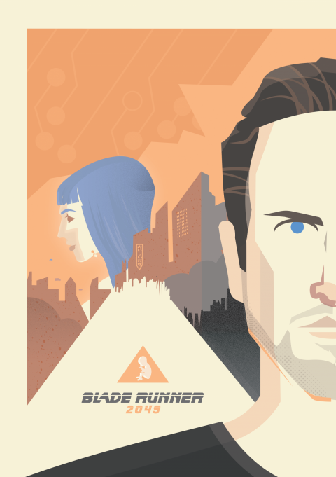 Blade Runner 2049 (K Version)