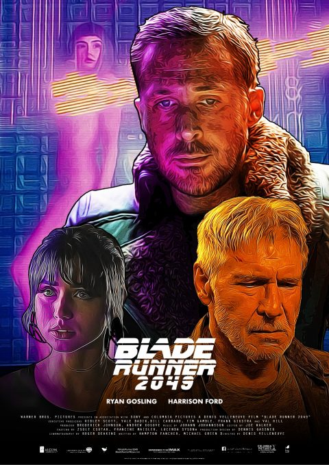 Blade Runner 2049 — We Are Our Own Masters