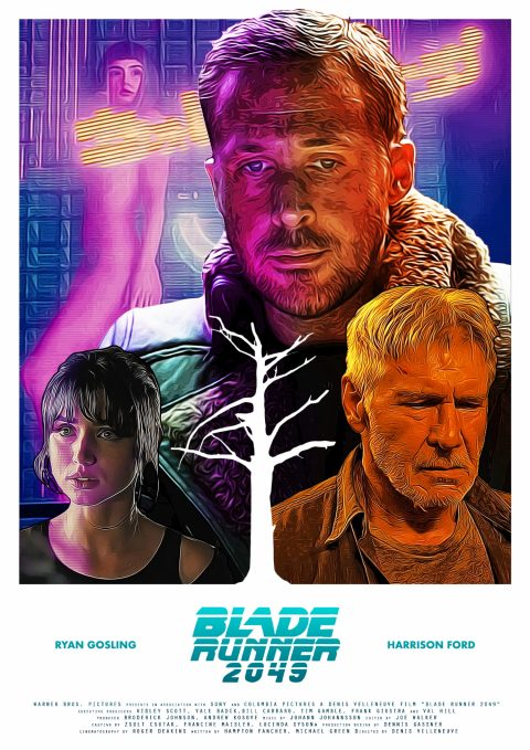 Blade Runner 2049 — We Are Our Own Masters [Alternative]