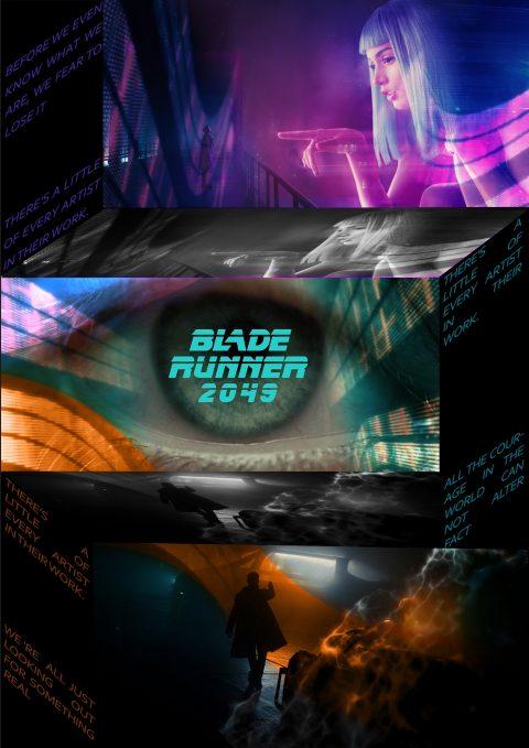 Blade Runner 2049 ( Motion Poster )