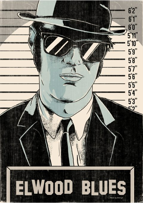 The Blues Brothers: Elwood