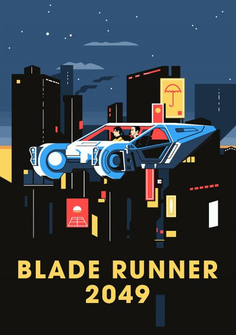 Blade Runner 2049 – (Motion Poster)