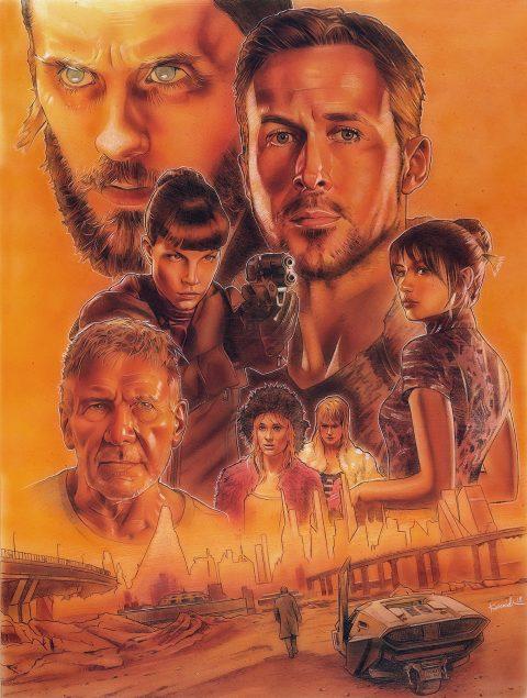 Blade Runner 2049 (Art only)