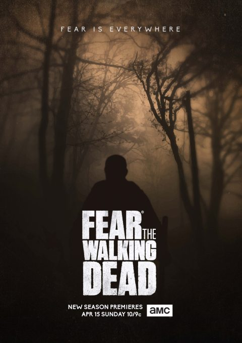 Fear The Walking Dead S04 – Alternative Poster #FTWD-PT