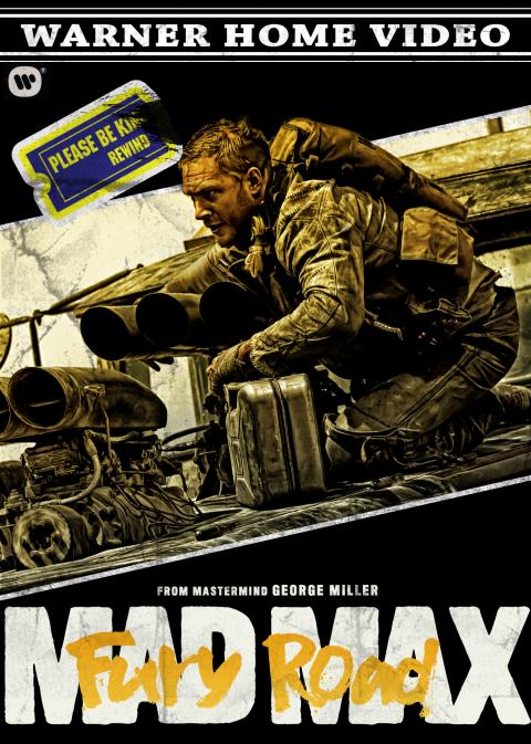 Max – Fury Road (VHS)