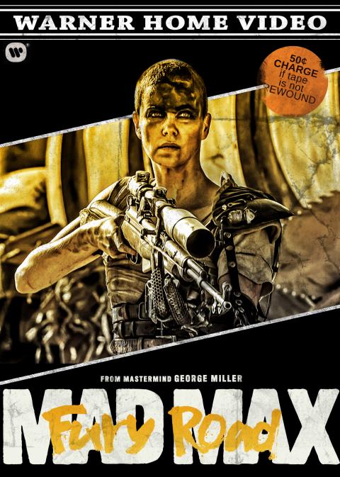 Furiosa – Fury Road (VHS)