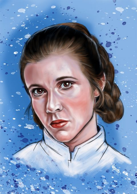 Star Wars – The Empire Strikes Back (Leia)