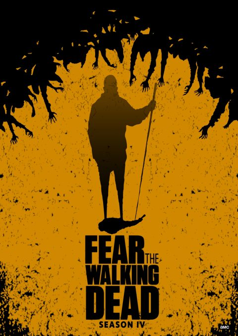 The shadow (versión 2). Fear the walking dead. Season IV