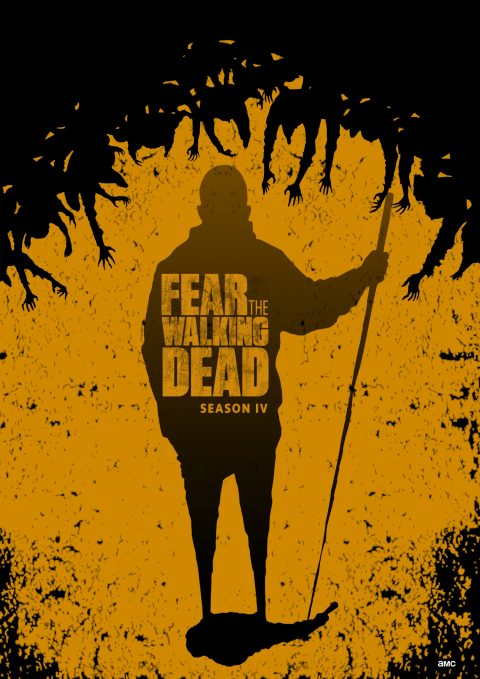 The shadow. Fear the walking dead. Season IV