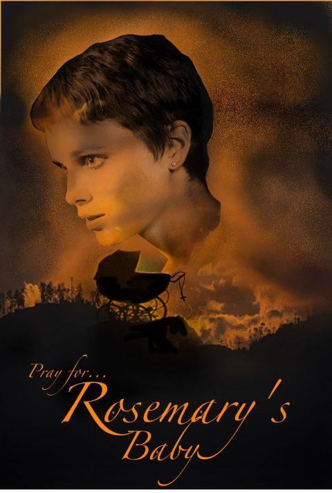 rosemary baby poster