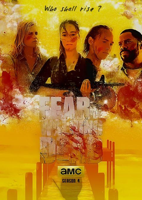 FTWD s4 Poster