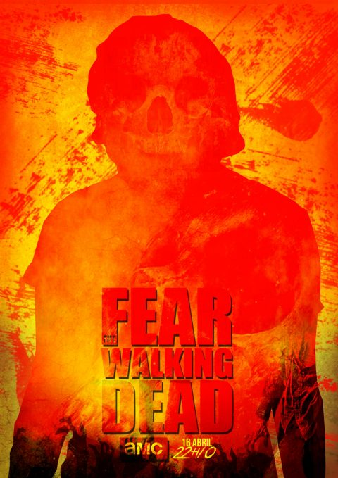 Fear The Walking Dead POSTER 4