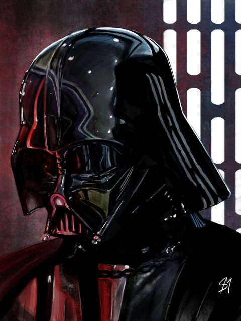 Darth Vader – The Last Sith