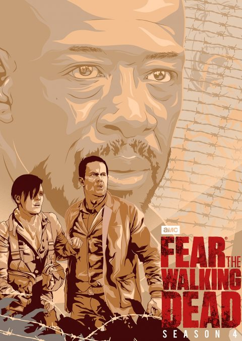 Fear The Walking Dead: Season 4 V2