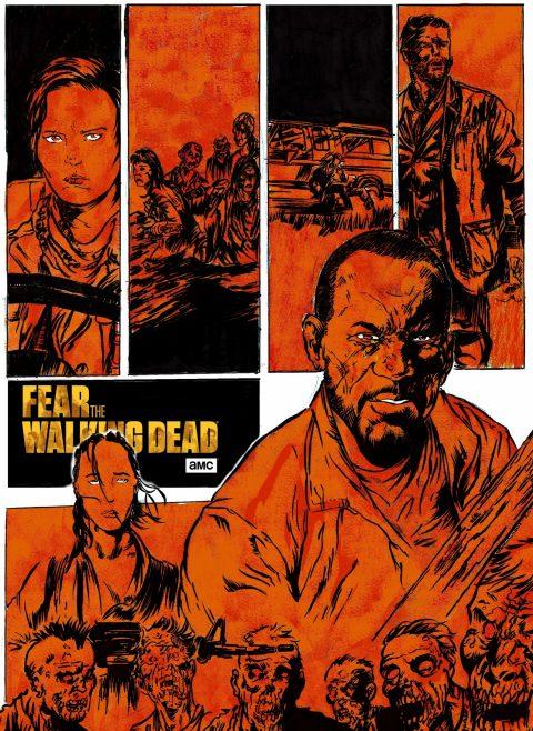 Fear the Walking Dead SS4