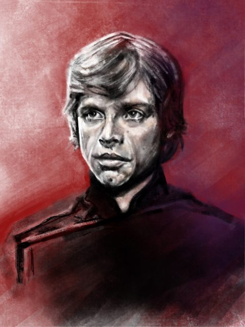 Luke Skywalker – Return of the Jedi