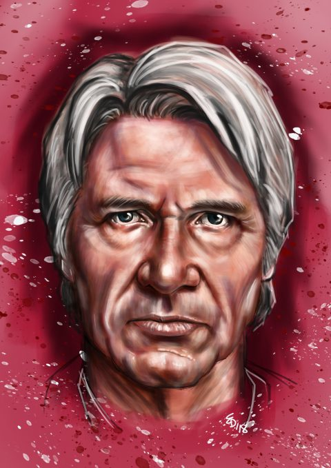Star Wars – The Force Awakens (Han)