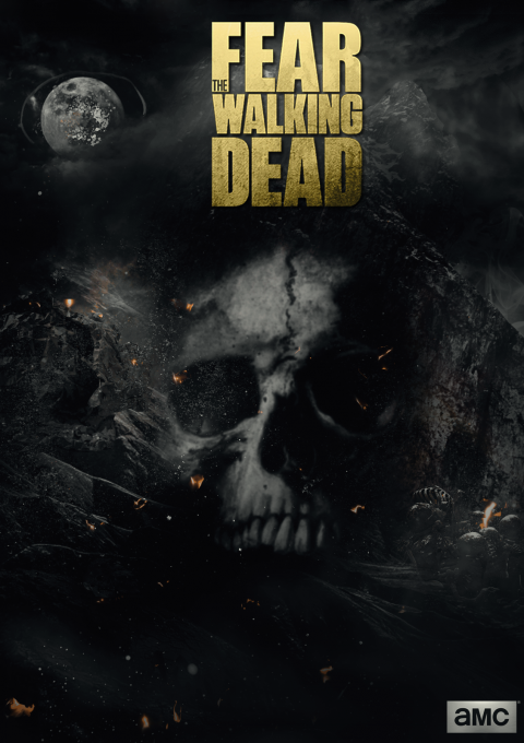 Fear The Walking Dead: Temporada 4 POSTER #FTWD-ES