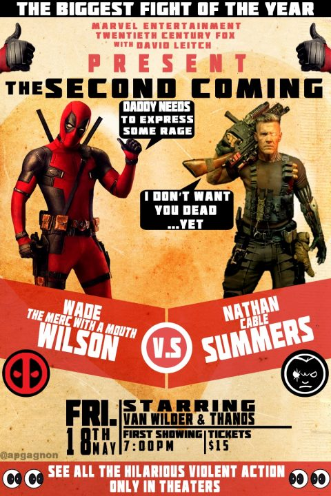 Deadpool 2 – The Second Coming