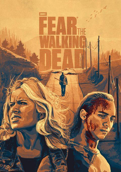 Fear The Walking Dead – Season 4. Morgan's Arrival.