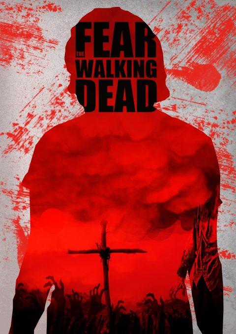Fear The Walking Dead POSTER 3
