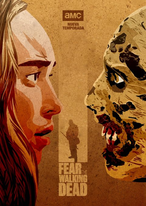 Fear The Walking Dead Season 4 #FTWD-ES