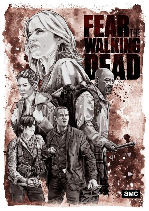 Fear The Walking Dead – Season 4 Promo Poster