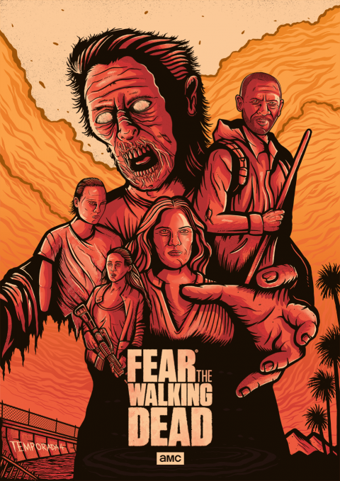 Fear The Walking Dead : Season 4 #FTWD-PT