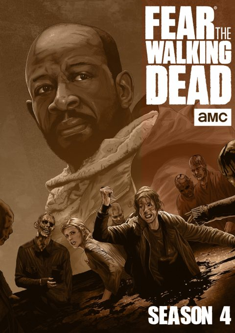 Fear The Walking Dead Variant