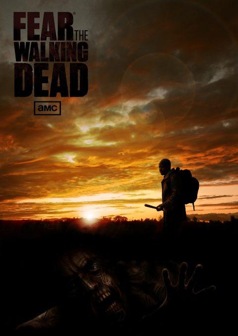 FTWD Season 4 Poster