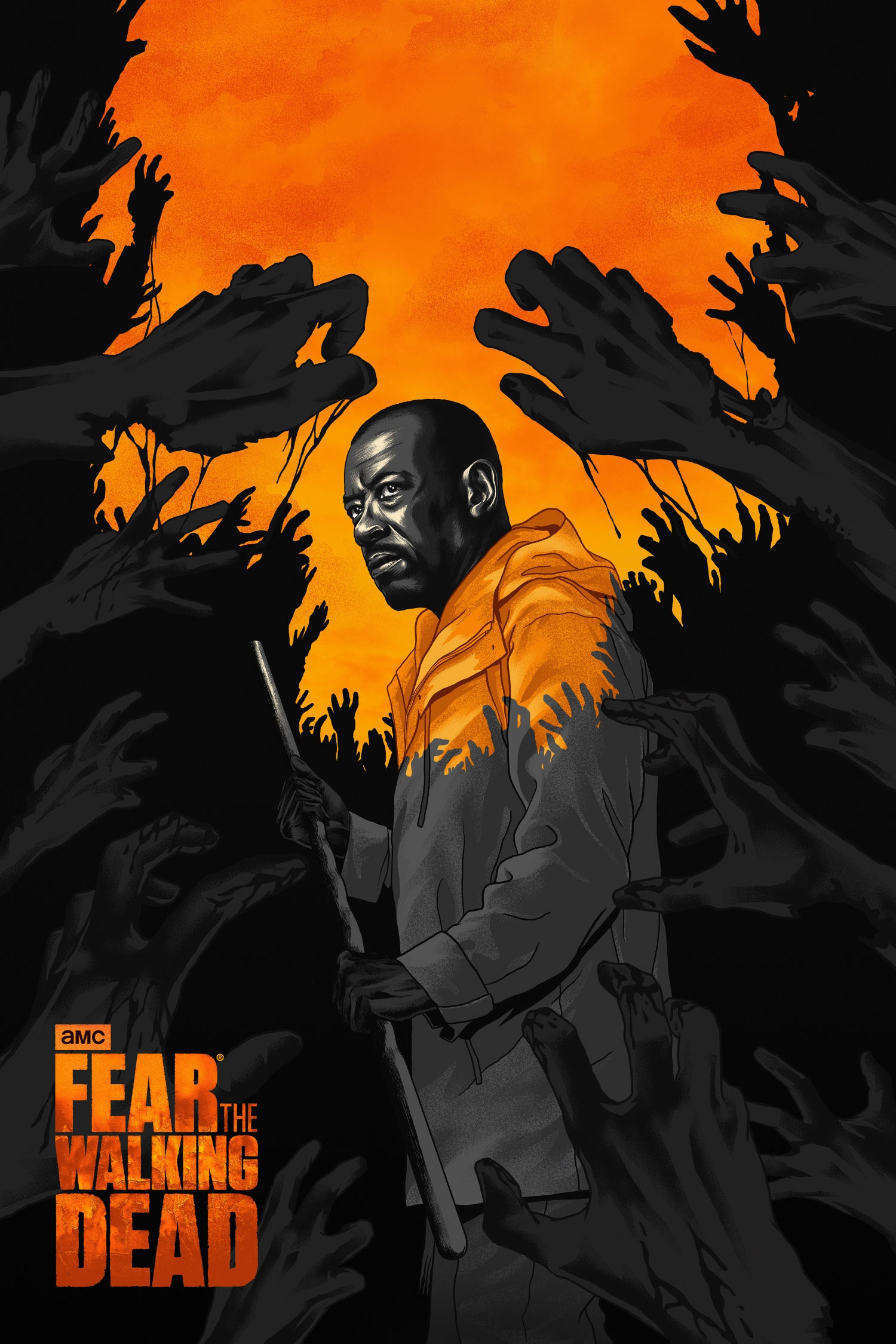 Fear The Walking Dead Season 4 Posterspy