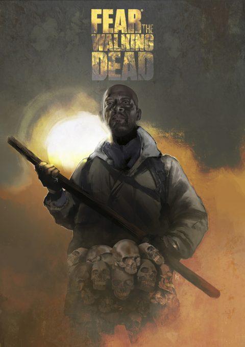 Fear The Walking Dead – Morgan Jones version