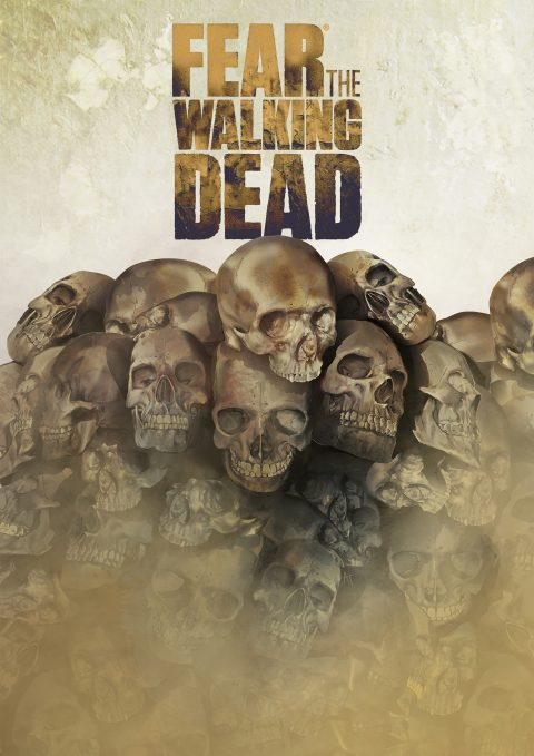 Fear The Walking Dead – Skulls version