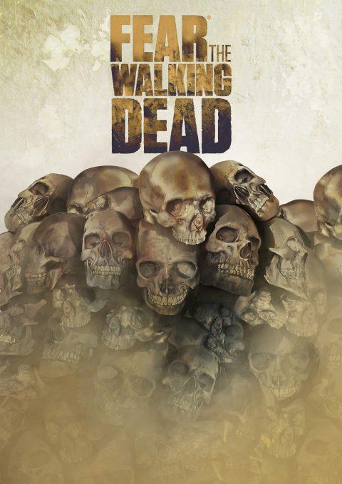 Fear The Walking Dead – Skulls version