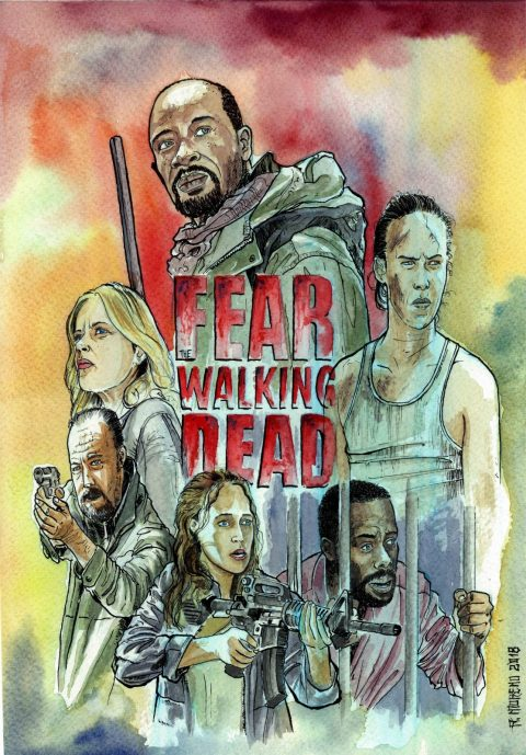 Fear The Walking Dead Final version