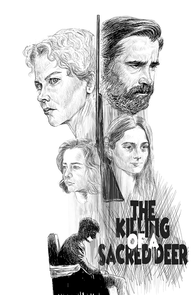 The Killing Of A Sacred Deer Posterspy