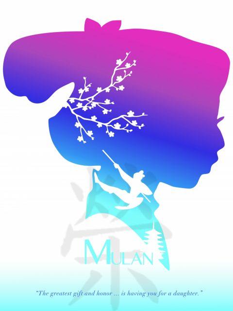 Movie Poster – Mulan