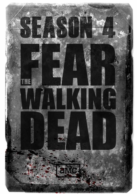 FEAR THE WALKING DEAD SEASON 4 #FTWD-ROW