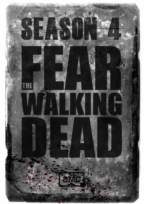 FEAR THE WALKING DEAD SEASON 4 #FTWD-ROW