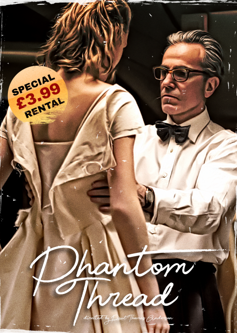 Phantom Thread (VHS)